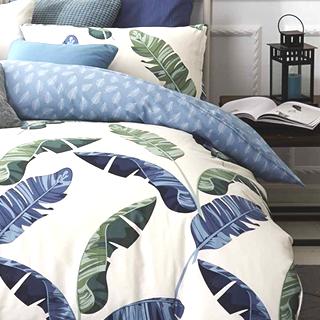 熱帶雨林抗菌四件式床包組